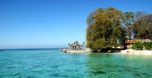 Wisata Murah ke Pulau Pandang dan Pulau Salah Nama Batu Bara