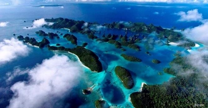 gambar-pulau-banyak-dari-ketinggian